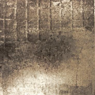 Transferred Memories - Surface Design - Metal Tile